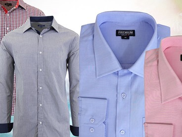 Dress Shirts on Sport?  Yes, they are! Part 2