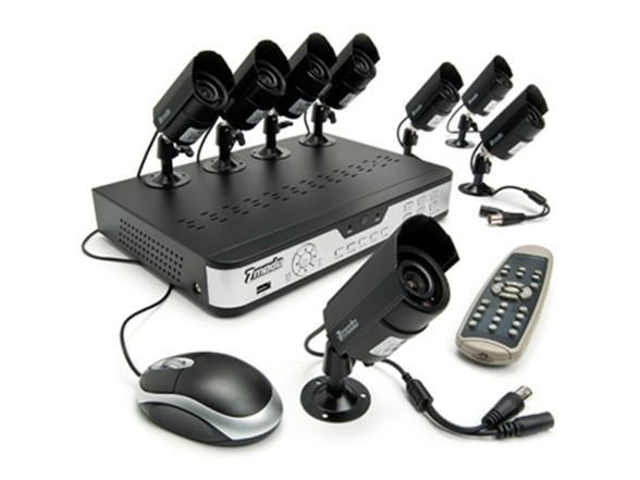 Zmodo Surveillance System with 1TB DVR & 8 Weatherproof IR