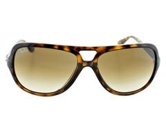 Aviator Sunglasses, Havana