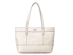 Fossil Hunter Shopper Tote, Bone