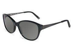 Bixby Polarized Sunglasses, Black