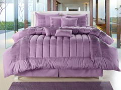 Seville 8Pc Set-Purple-2 Sizes