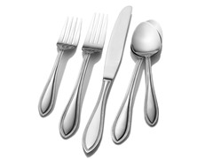 American Bead  45pc 18/0 Flatware Set