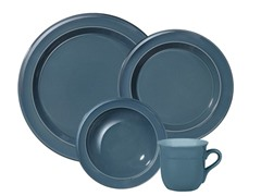 Emile Henry 4pc Place Setting Set