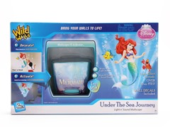 Little Mermaid Under the Sea Wild Walls
