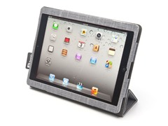 Folio for iPad 2/3/4 - Gray