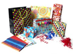 Birthday Gift Bag Assortment