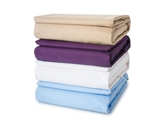380TC Percale Sheet Set 4 Colors
