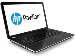 "HP 17.3"" Quad-Core A8 Laptop"
