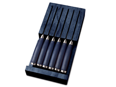 Fiesta 6-Pc. Steak Knife Set - Cobalt