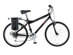 eZip Trailz eBike, Diamond Frame