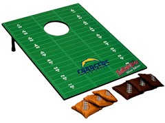 San Diego Chargers Tailgate Toss Game