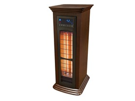 Wood Tower Heater - 2 Wrapped Elements
