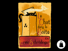 Le Chat dans la Boite Tote