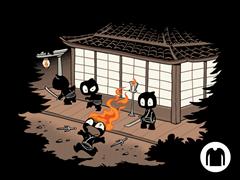 Unstealthiest Ninja Long-Sleeve Tee