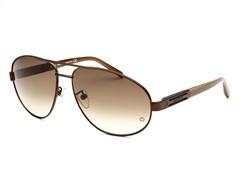 Men's Aviator Bronze Sunglasses