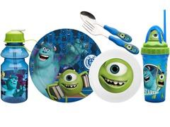 Monsters 6-Piece Set