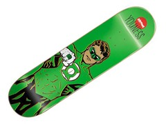 Almost Green Lantern Skateboard