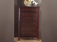 City II Six Drawer Chest