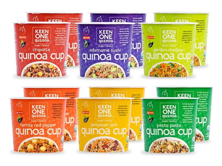 Keen One Quinoa Cup Sampler (12)