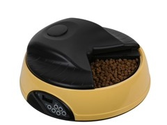 Automatic Pet Feeder with Voice Recorder