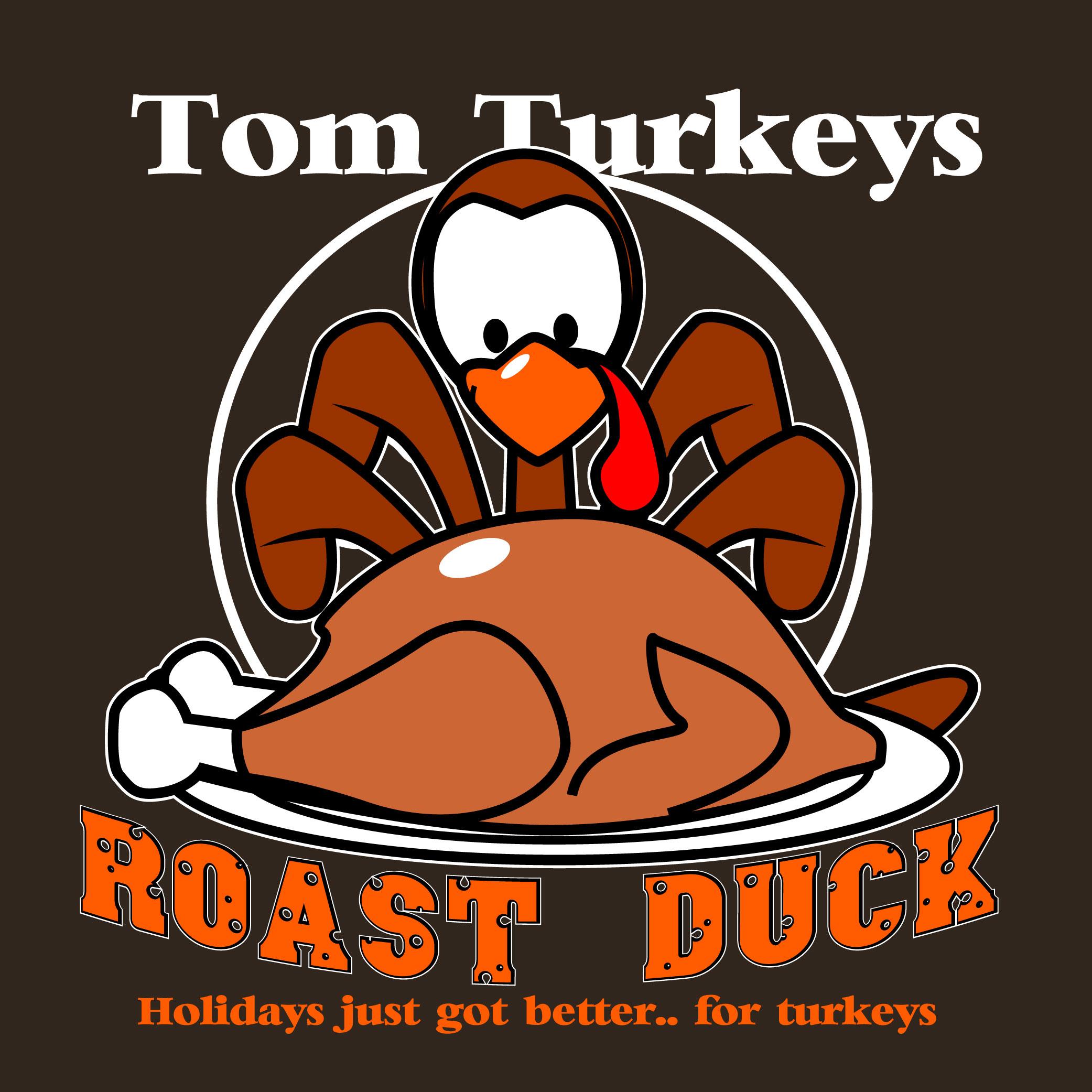 Tom Turkey's Roast Duck