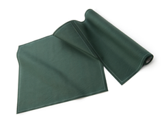 Dinner Napkin 12-Ct Cotton-Green