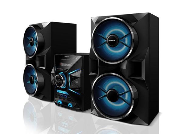 sony 1800w bluetooth sound system. Black Bedroom Furniture Sets. Home Design Ideas