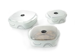 Microwave Cookware 6-pc Set