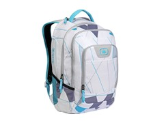 OGIO Operative Laptop Backpack - Aqua Entropy