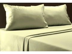 650TC 6-Piece Sheet Set-Ivory-2 Sizes