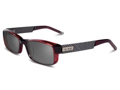 T310 Polarized Sunglasses, Burgundy