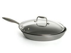 "Regal Ware 12"" Nonstick Fry Pan & Lid"