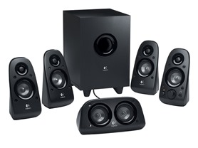 Logitech 5.1 Surround Sound Speakers