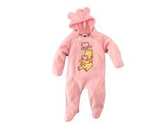 Lightweight Pram - Pooh, Pink (0-9M)