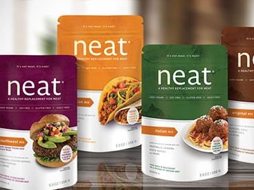 Neat Vegan Meat Replacement Sampler
