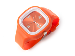 Flex Watch Orange