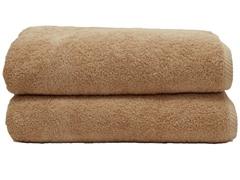 700GSM Soft Twist Bath Sheets-S/2-Sand
