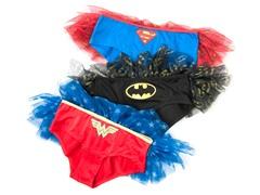 DC Comics Pantutu Panty 3-Pack