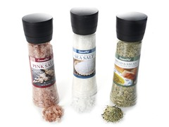Tall Salt Grinder Set (3)