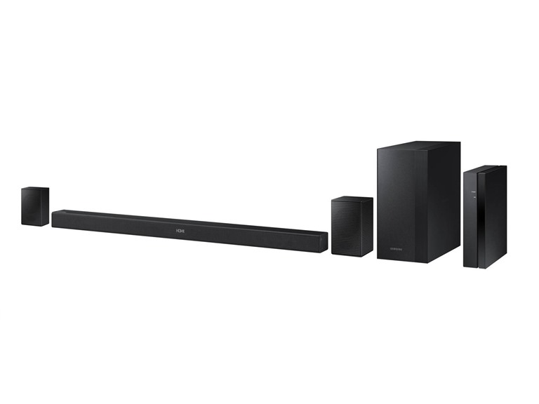 Samsung 200W 4.1 Ch Bluetooth Soundbar w/Wireless Sub