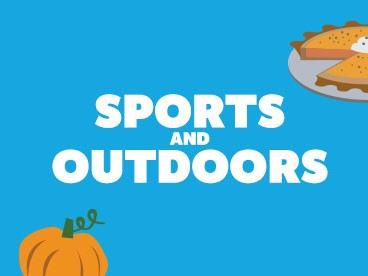HomeToberfest: Sport Edition