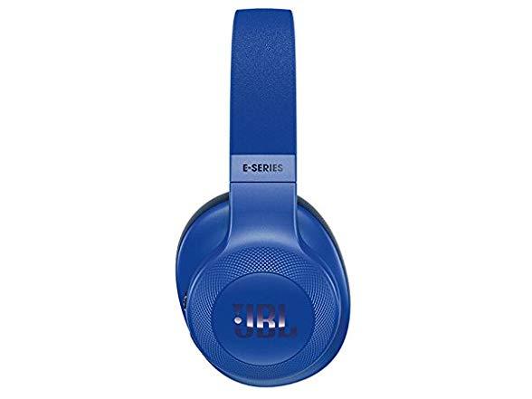 Jbl E55bt Wireless Bluetooth Headphones Blue