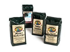 Organic Fair Trade Coffee Collection