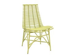Franklin Side Chair - Lime Green