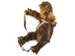 Chewbacca Backpack Plush Buddy