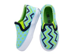 Groovy ZigZag Slip-on - Toddler (6-12)