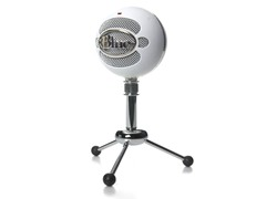 Snowball USB Microphone - White