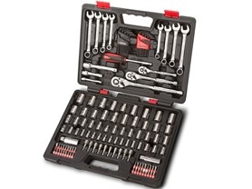 TEKTON Wrench and Socket Tool Set, 135-Piece