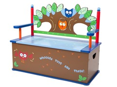 Owls Toy Box